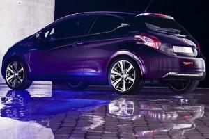Новый концепт-хамелеон XY от Peugeot