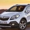Крошечный кроссовер Opel