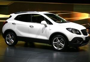 Презентация нового Opel Mokka
