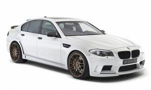 Новый BMW M5 F10