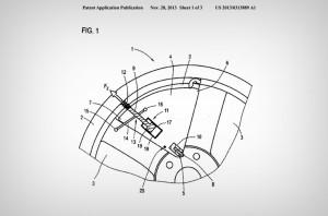 Audi патентует новые диски-жалюзи для своих авто