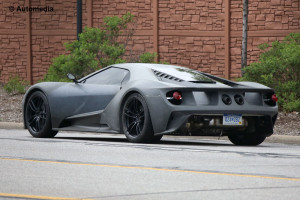 На Ford GT 2017 установят карбоновые диски